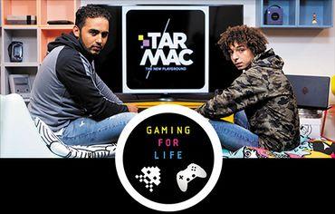 La nuit du Gaming for Life - Tahiti et Sunny