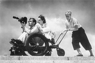 Leni Riefenstahl - Les Dieux du Stade