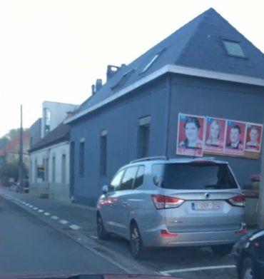 Rue de Calonne à Tournai