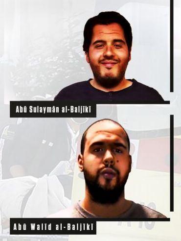 Les frères El Bakraoui présentés sous leur nom de combattant dans le magazine de propagande de l'EI.