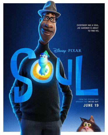 Joe, rare personnage principal noir dans un film d'animation