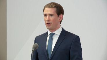 Autriche: coalition inédite entre les conservateurs et les écologistes