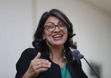 Rashida Tlaib, americano-palestinienne