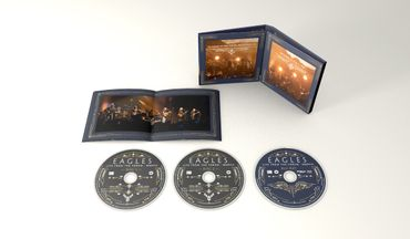 "Les Eagles sortent l'album ""LIVE FROM THE FORUM MMXVIII"""