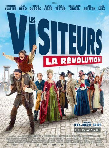 """Endossez le rôle d'Ary Abittan dans """"Les Visiteurs : La Révolution"""" et donnez la réplique à Christian Clavier et Jean Reno au Musée des Arts Décoratifs à Namur, le samedi 27 avril."""