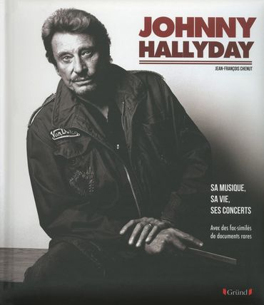 Johnny Hallyday, par Jean-François Chenut