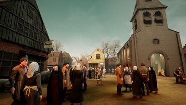 Exposition « Back to Bruegel » à la Porte de Hal
