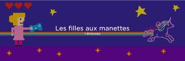 """""""Les filles aux manettes"""""""