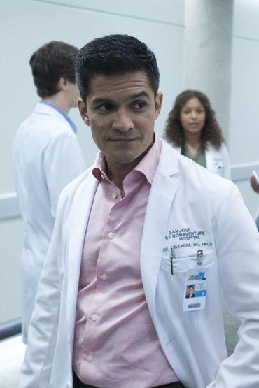 """Faites connaissance avec les personnages de """"Good Doctor"""" !"""