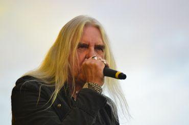 Graspop 2013: Saxon