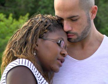 Larissa et Ennio, les parents de Ciena.