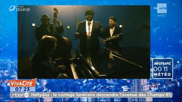 Gregory Porter chante Nat King Cole.