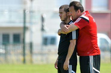 """Hazard: """"Marc Wilmots m'a fait comprendre que j'étais aussi un leader"""""""