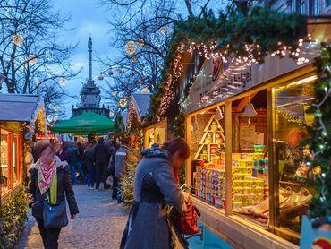 Le marché de Noël de Liège, le plus ancien