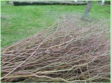 Les matières sèches viennent s'ajouter aux matières vertes