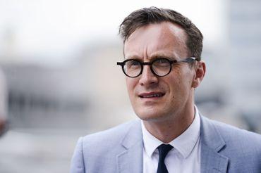Pascal Smet (sp.a), ministre de la mobilité, Région bruxelloise
