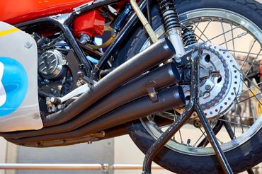 La 250 de légende: le plus beau bruit de l'histoire de la moto, mais aussi la moto la plus bruyante