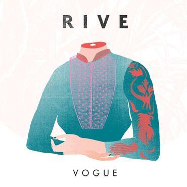 Vermillon, le premier EP de RIVE