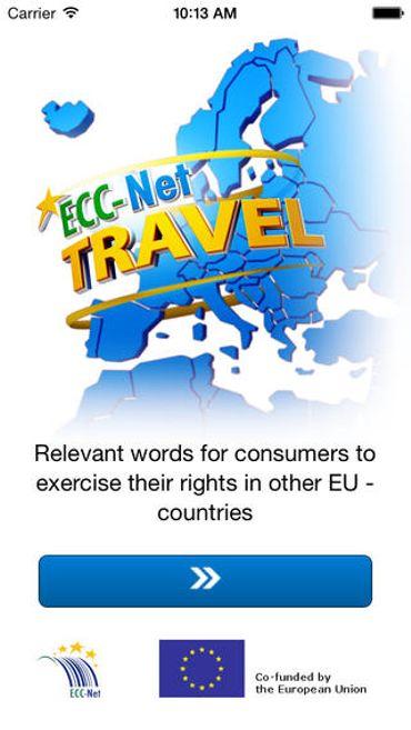 ECC-Net: Travel : pour palier tous litiges sur son lieu de vacances.