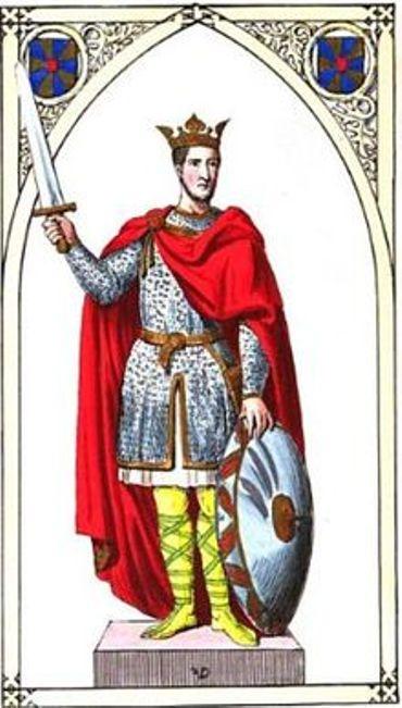 Baudouin 2, premier comte de Flandre