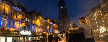Tournai, ville millénaire : le nouveau défi de Viva For Life