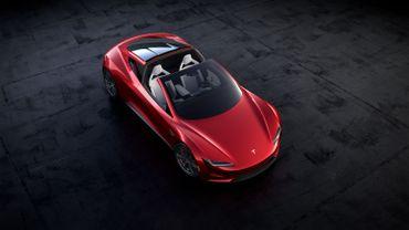 Le Roadster. Présenté il y a deux ans, mais toujours pas commercialisé