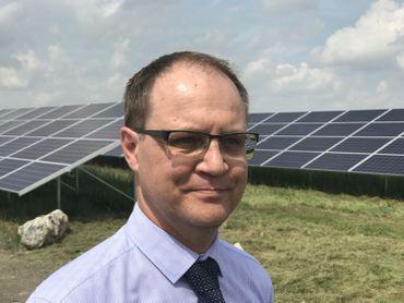 Jérôme Flament, directeur commercial de Perpetum Energy