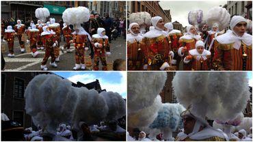 Carnaval: les Gilles sont finalement sortis avec leur chapeau (photos et vidéos)
