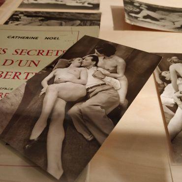 Cartes postales pornographiques du début du XXème siècle