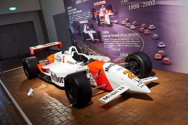 Honda, champion du monde sur 4 roues également