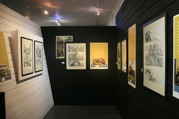 exposition Jean-Claude Servais