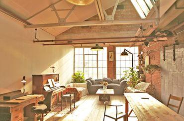 Une ancienne fabrique à chaussures reconvertie en loft pour touristes