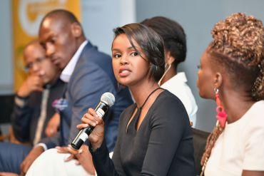 En2014, elle est nommée ambassadrice en Somalie pour les jeunes.