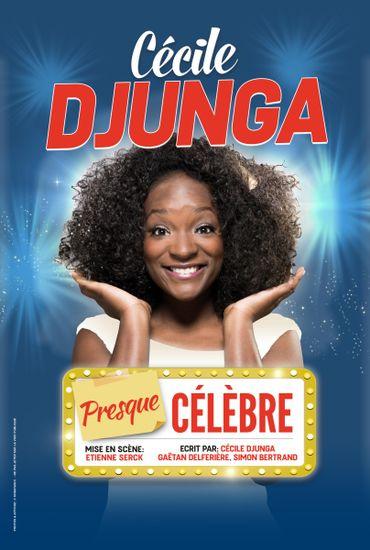 """Cecile Djunga dans """"Presque célèbre """""""