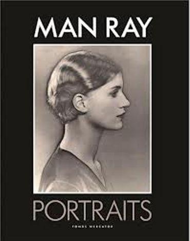 """Man Ray, portraits"" - Terence Pepper & Marina Warner - Ed Fonds Mercator"