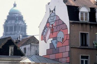 Le Chat – boulevard du Midi, 86