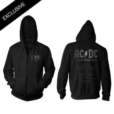 """Les 40 ans de """"Back in Black"""" d'AC/DC"""