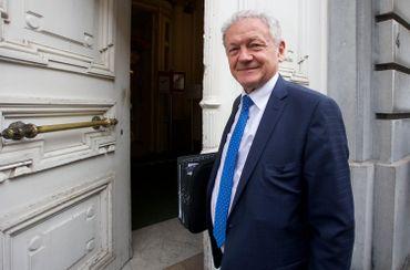 François Bellot, ministre fédéral de la Mobilité (MR)