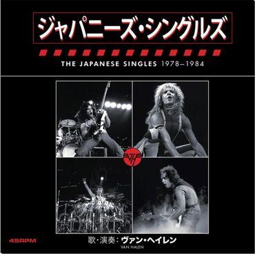 Van Halen: les vinyles du Japon