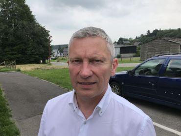 Fabrice Léonard, bourgmestre de Lierneux