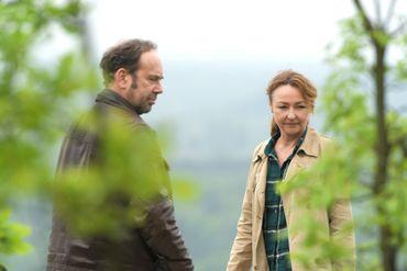 Olivier Gourmet et Catherine Frot