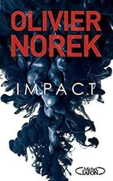 """""""Imapct"""", le nouveau polar d'Olivier Norek, sur l'écologie : """"Elle doit infuser toutes les lois"""""""