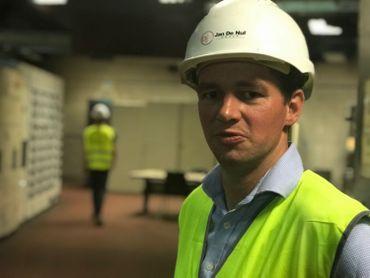 François-David Jonard, directeur du projet Circul2020, le consortium en charge du chantier