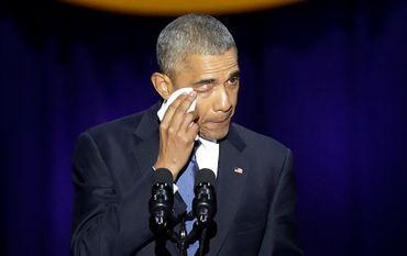 """""""Yes we did"""", Barack Obama s'en va"""