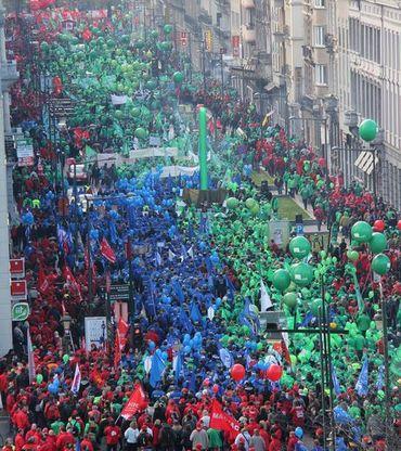 La mobilisation pourra-t-elle atteindre 15 000 personnes, comme ci-dessus, lors d'autres mobilisations?
