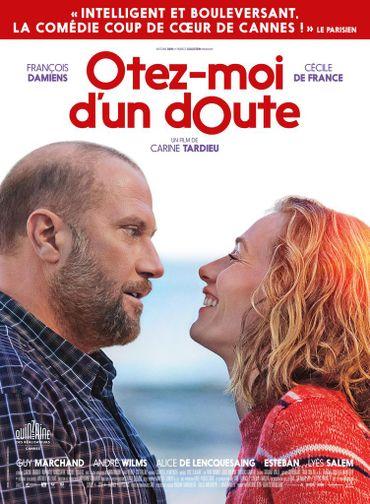 François Damiens et Cécile de France : leur belle complicité en tournage
