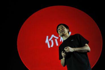 Le CEO de Xiaomi, la marque chinoise qui possède sa propre verison d'Android..jpg