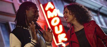 Amour sur place ou à emporter avec Amelle Chahbi et Noom Diawara