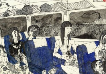 Daisuke Ichiba s'expose à la galerie Sterput