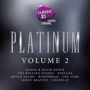Platinum vol.2: la nouvelle compilation de Classic 21
